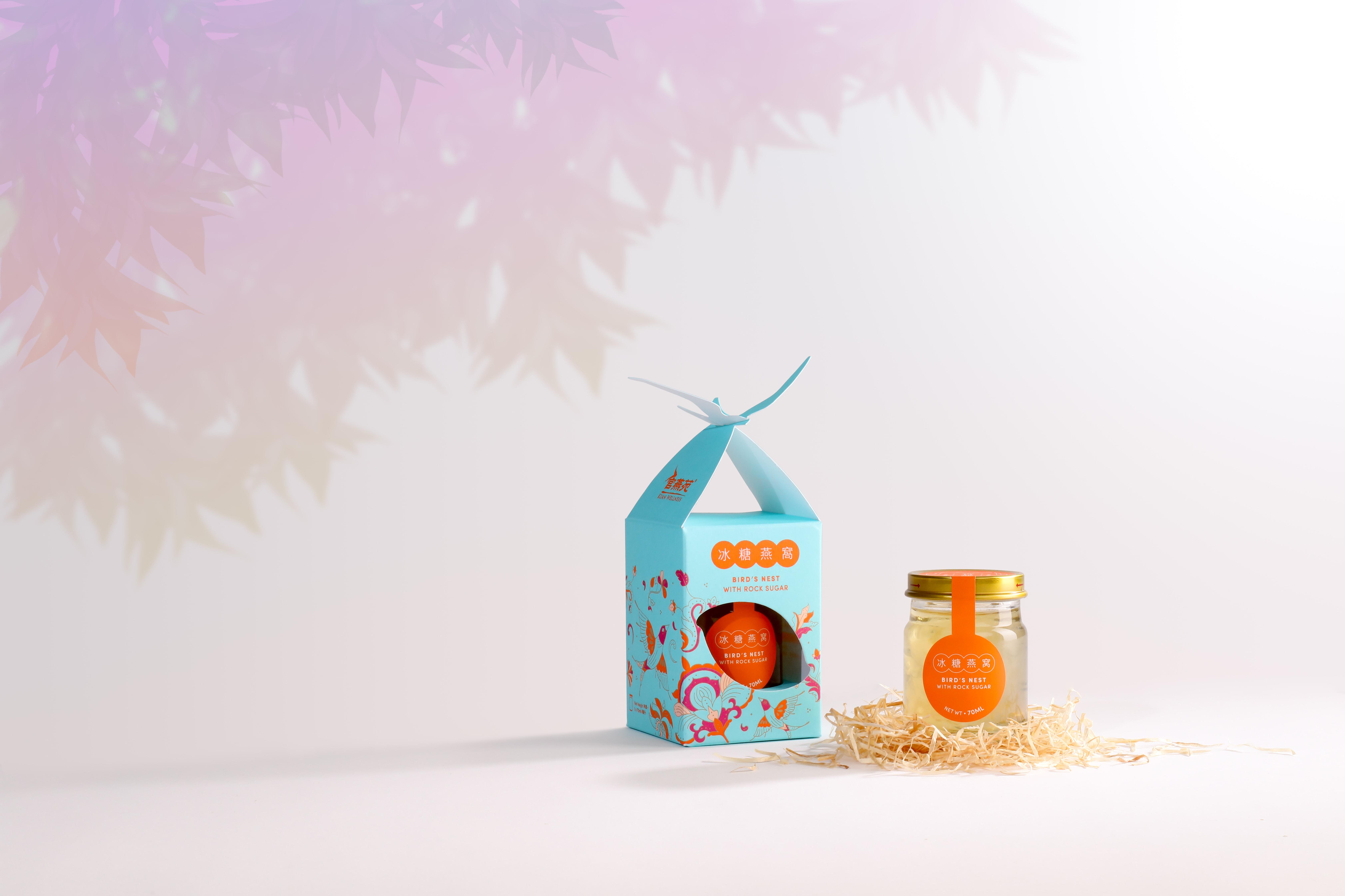 冰糖燕窝-礼盒装(马来西亚装)